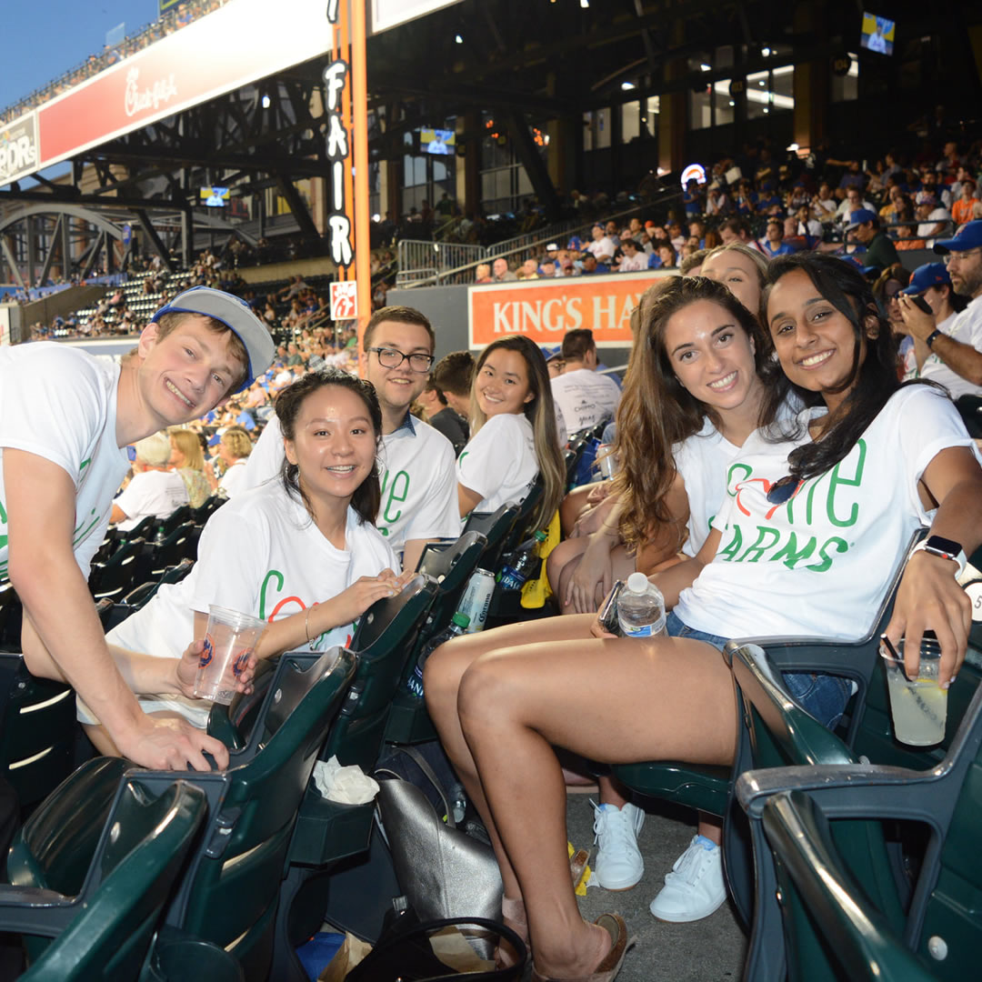Smile Farms at Citi Field 2019